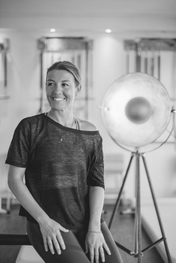 Kelly professeur de Pilates à Beaulieu sur Mer