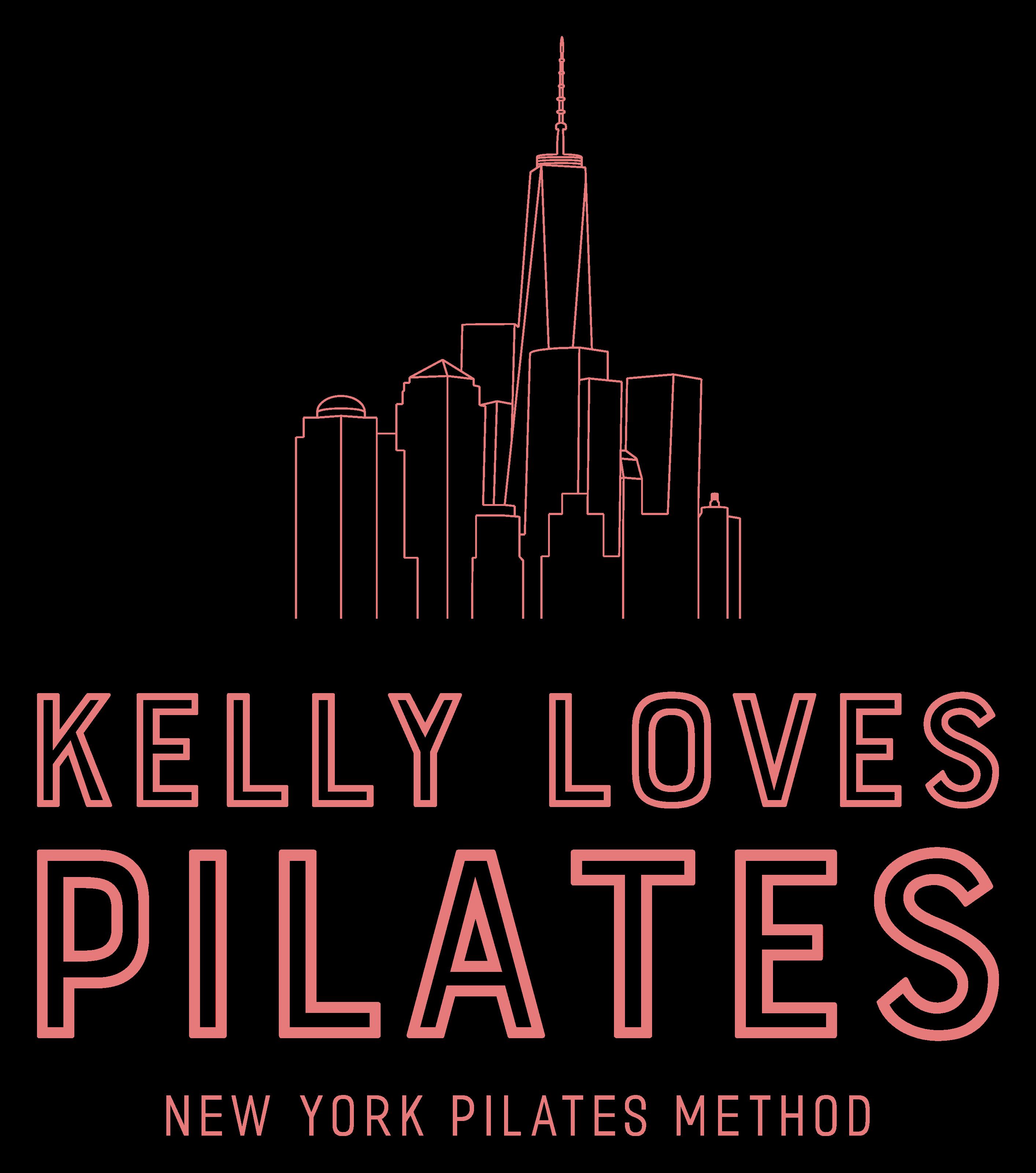 Logo Kelly Loves Pilates