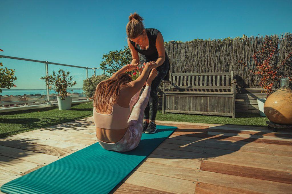 Cours de Pilates Eze sur Mer
